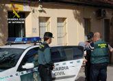 La Guardia Civil desmantela un grupo criminal dedicado a la comisión de robos en viviendas de la zona Sur murciana