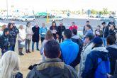 Cartagena celebra el Día de las Personas Sin Hogar con un viaje a Lorca para sus usuarios