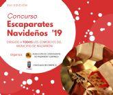 ACOMA y la Comercio ponen en marcha un año más el concurso de escaparates navideños