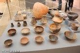 Por el futuro museo arqueol�gico-etnogr�fico de Totana