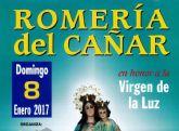 La Romeria del Cañar acompañara a la Virgen de la Luz desde Tallante al Rincon de Sumiedo
