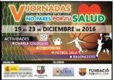 La Peña Barcelonista de Totana ha organizado las V jornadas de Deporte Contra la Droga