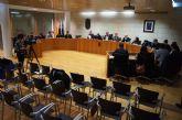 El Pleno aborda el reconocimiento de la Corporación municipal a  varios trabajadores del Ayuntamiento de Totana con motivo de su jubilación