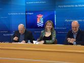 El Ayuntamiento de Molina de Segura y la Asociación de Vecinos Sagrado Corazón firman un convenio social de colaboración para el desarrollo del proyecto AVESCO III MILENIUM