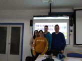 Estudiantes Torre-Pacheco elige presidenta a Patricia Campillo, estudiante del IES Gerardo Molina