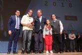 Los premios al mérito deportivo de la Región de Murcia distinguen la gestión de Pinatar Arena