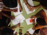 Mas de 40 familias en situación de vulnerabilidad social, se benefician de las actividades de la asociación Columbares
