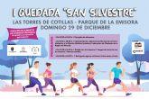 Todos a correr y colaborar en la 'I Quedada Solidaria San Silvestre' de Las Torres de Cotillas