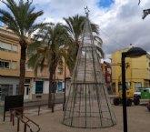 Suscriben un convenio de colaboración con la Asociación de Comerciantes de la Avenida de Lorca