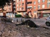 Cieza transforma sus calles para adaptarse al cambio climático y suavizar sus efectos en la ciudad