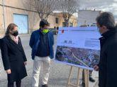 La Comunidad Autónoma invierte 356.000 euros en el asfaltado de la Carretera de Murcia a su paso por Cehegín
