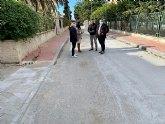 Finalizan las obras de mejora del saneamiento, aceras y asfaltado en El Paraje