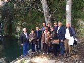 Viaje a Letur y Calasparra del centro municipal de día de personas mayores