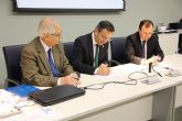 Acuerdo entre el Ayuntamiento de Alhama y la FREMM para fortalecer la economía local
