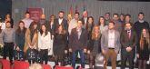 El consejero de Fomento asiste al acto de bienvenida de los 54 nuevos arquitectos colegiados