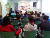 150 alumnos de Secundaria visitan el Centro de Salud de Torre-Pacheco