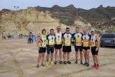 El Club Atletismo de Totana sube a lo más alto del pódium en el Cross de Bolnuevo