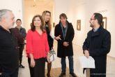 La exposicion Arte/3 abrio sus puertas en el Palacio Molina