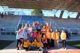 Miriam Sánchez integra el cuarteto que bate el récord regional absoluto de 4x200 ml