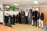 la alcaldesa reconoce la labor humanitaria del buque de Salvamento Maritimo Clara Campoamor