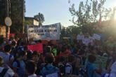 El Ayuntamiento lleva mas de dos años exigiendo la retirada del fibrocemento de los centros educativos y aportando documentacion