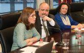 Abogados y juristas debaten sobre el Corredor del Mediterraneo en Cartagena