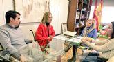 La alcaldesa Zapata y la consejera Cachá trabajan para acelerar las mejoras en los colegios torreños