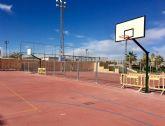 Mejoras en el polideportivo municipal de Las Torres de Cotillas