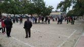 La Fase Local de Petanca del programa de Deporte Escolar tuvo lugar en las instalaciones del Club Petanca Santa Eulalia