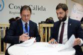 El ayuntamiento y el ITREM firman en Fitur el convenio para el desarrollo y promoci�n de la ruta 8 de