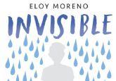 Eloy Moreno presenta ´Invisible´ en los encuentros del Premio Hache