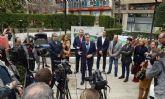 Murcia, primera ciudad en implantar el proyecto ´Oasis´, que permite mejorar la calidad del aire en entornos urbanos