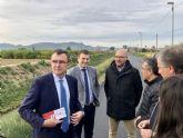 El Ayuntamiento acomete las obras del Camino del Reguerón en Alquerías