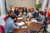 El Ayuntamiento anima a todos los Consistorios y empresas de la Región a colaborar con la UPCT