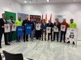 Presentado el 7° EDP Murcia Maratón
