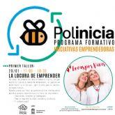 Arranca el programa formativo Polinicia para la promoción y conexión de las iniciativas empresariales de Murcia Inicia