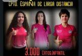 El Club Natación Cartagonova-Cartagena es el equipo con más nadadores en los Campeonatos de España de Larga Distancia