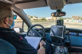 La Policía Local informa de los controles de velocidad que llevará a cabo la primera semana de febrero