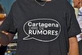 'Cartagena Libre de Rumores' se manifiesta en el Día de la Paz