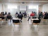 La Mesa de Coordinaci�n Policial analiza los datos de violencia de g�nero en Alhama y Librilla