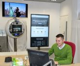 Una empresa de exalumnos de la UPCT crea un sistema para localizar autobuses en grandes estaciones