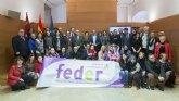 Pedro Antonio Sánchez: 'Tenemos que hacer de Murcia una región líder y referente en investigación de enfermedades raras'