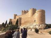 La Hermandad de la Negación organizó un viaje a Villena (Alicante)