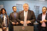 Bernabé: 'Conesa solo va a Yecla a ponerse medallas que no son suyas, cuando están a punto de terminar las obras de la autovía que dejó iniciadas el PP'