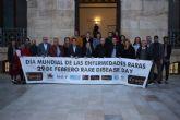 Adhesión al manifiesto por le Día Mundial de las Enfermedades Raras - Ayuntamiento de Mazarrón
