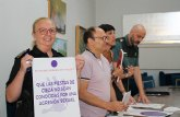 Punto violeta en la v edición del Flor Cieza Festival