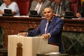 Cano: 'La CHS actúa al dictado de Ferraz de forma irresponsable criminalizando a los  agricultores del campo de Cartagena '