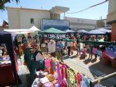Los Belones cerró con éxito la primera Fiesta del Comercio Solidario
