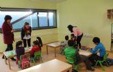 El Ayuntamiento pone en marcha un servicio gratuito de ludoteca infantil para la comunidad gitana