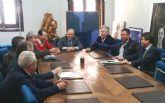El alcalde se reúne con los cooperativistas agrarios y plantea un convenio con FECOAM